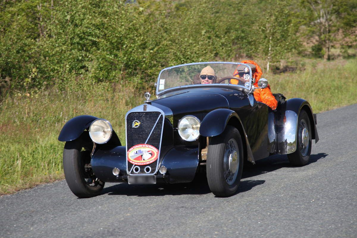 Georges Irat Roadster MD