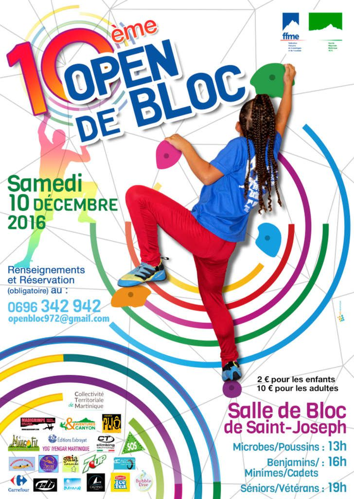10 éme Contest de Bloc de Martinique