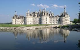 Le non moins fameux château de Chambord
