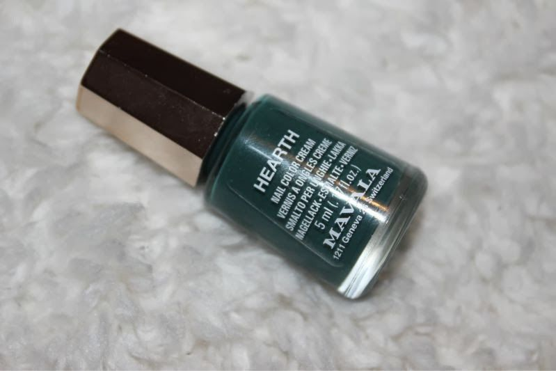 Mavala Nail Polish - Hearth // 4.50e