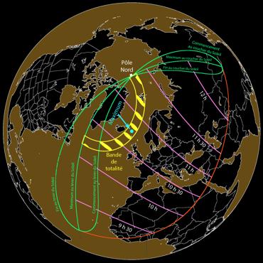 Eclipse Solaire du 20 mars