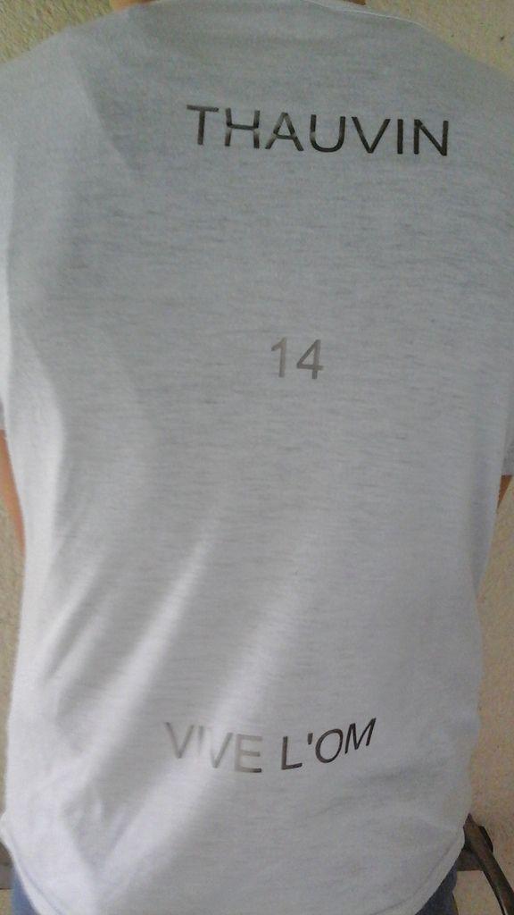 Flocage sur tee-shirt ou activités sportives ...