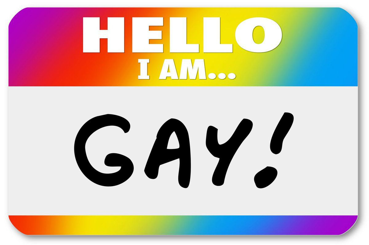 Le coming out day