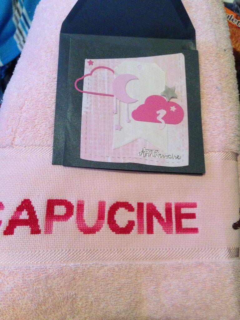 Essuie Capucine