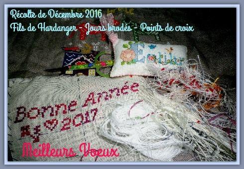 LA récolte de Liliane - Eolilu