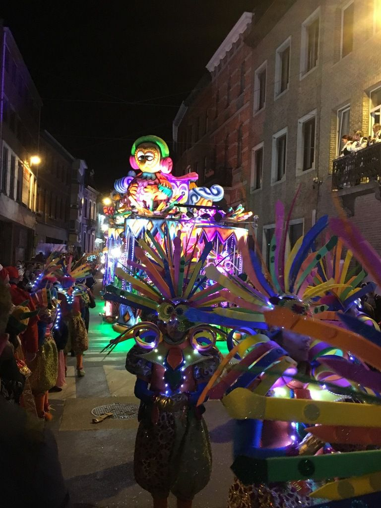 Carnaval suite et fin