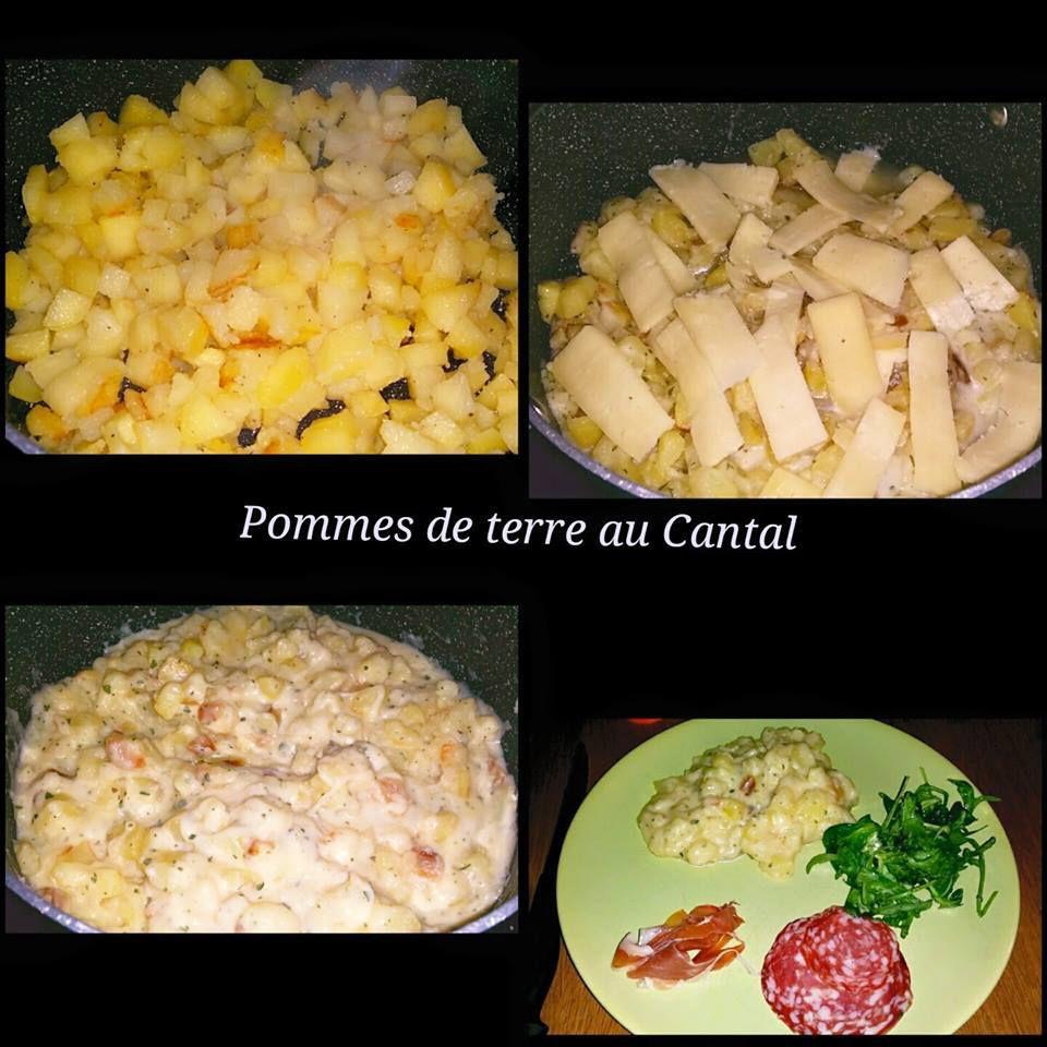 Pomme de terre au Cantal
