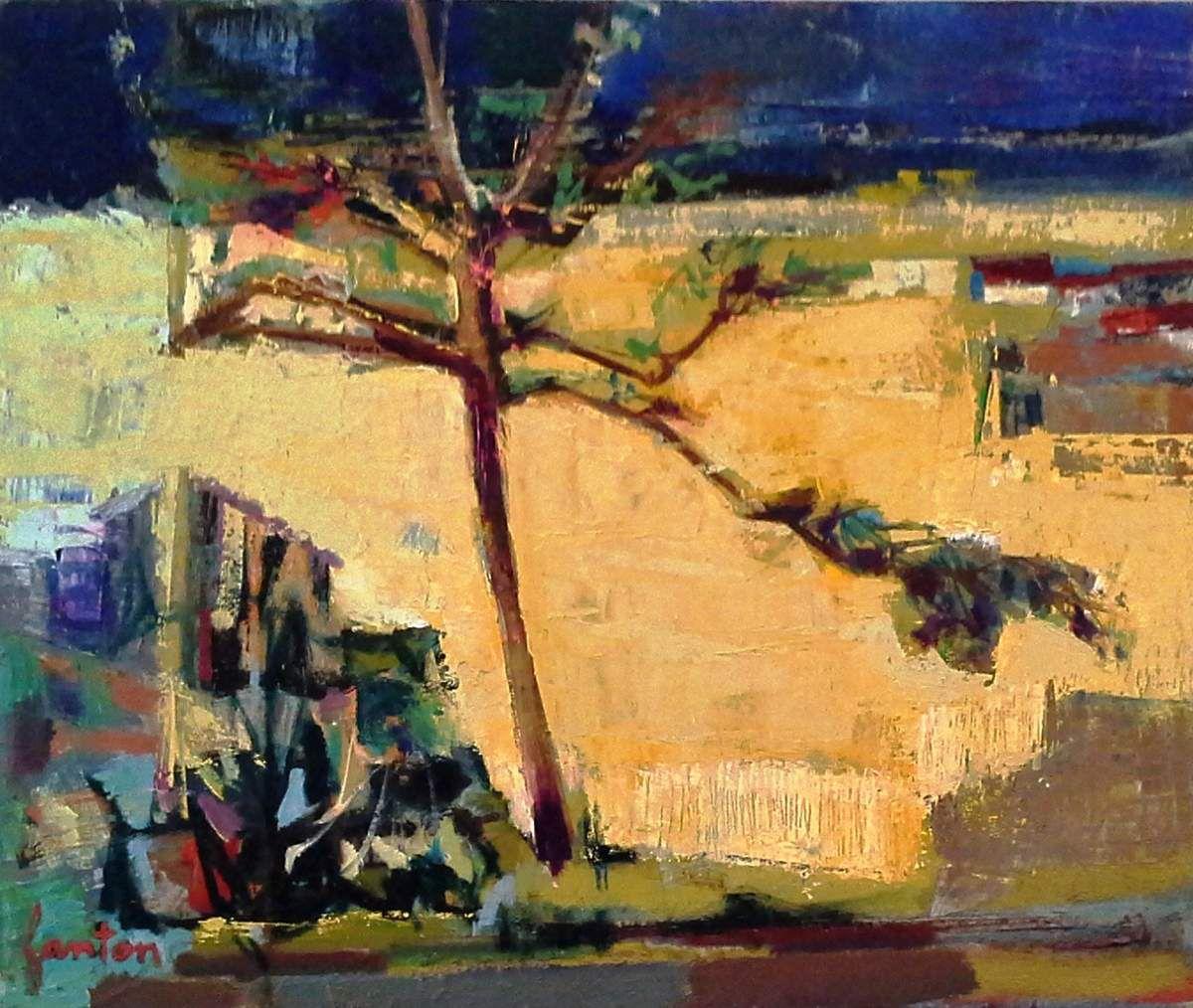 Robert Fanton, peintre 1919 - 2000