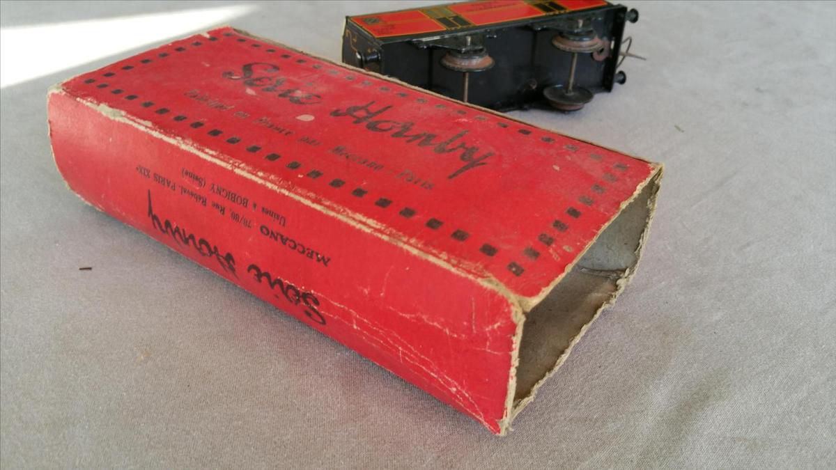 train hornby