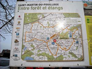 Saint Martin du Fouilloux mardi 20 janvier 2015