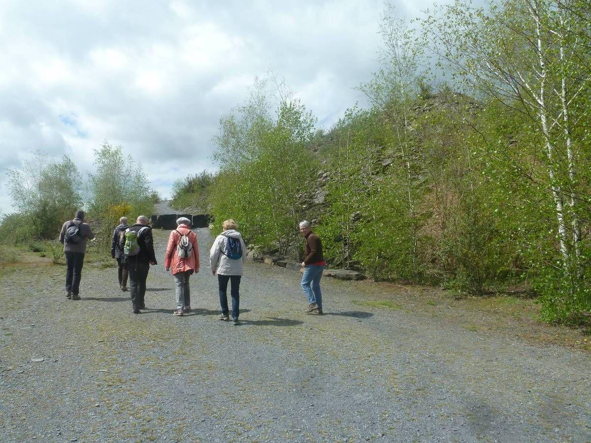 Retour en images: les randonnées d'avril