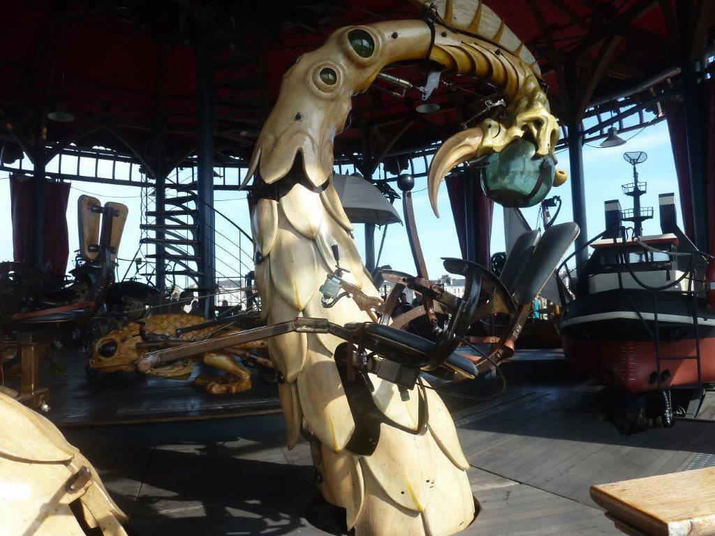 Les Machines de l'Ile à Nantes (retour en images)