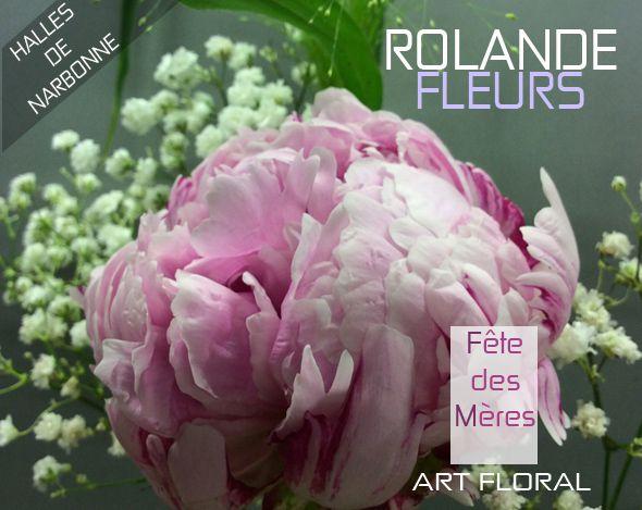 fleuriste à Narbonne fête des mères