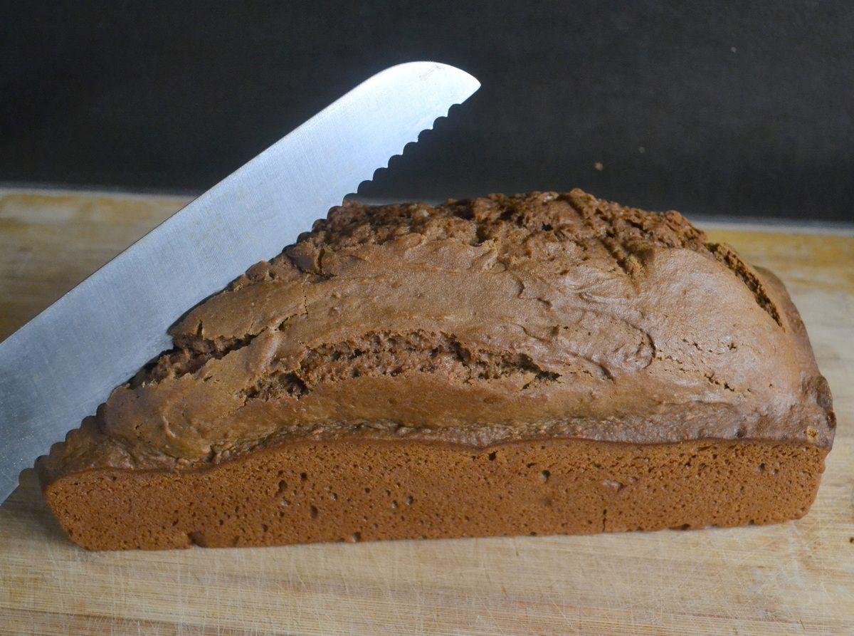 Pain du vatican ou pain du bonheur au chocolat