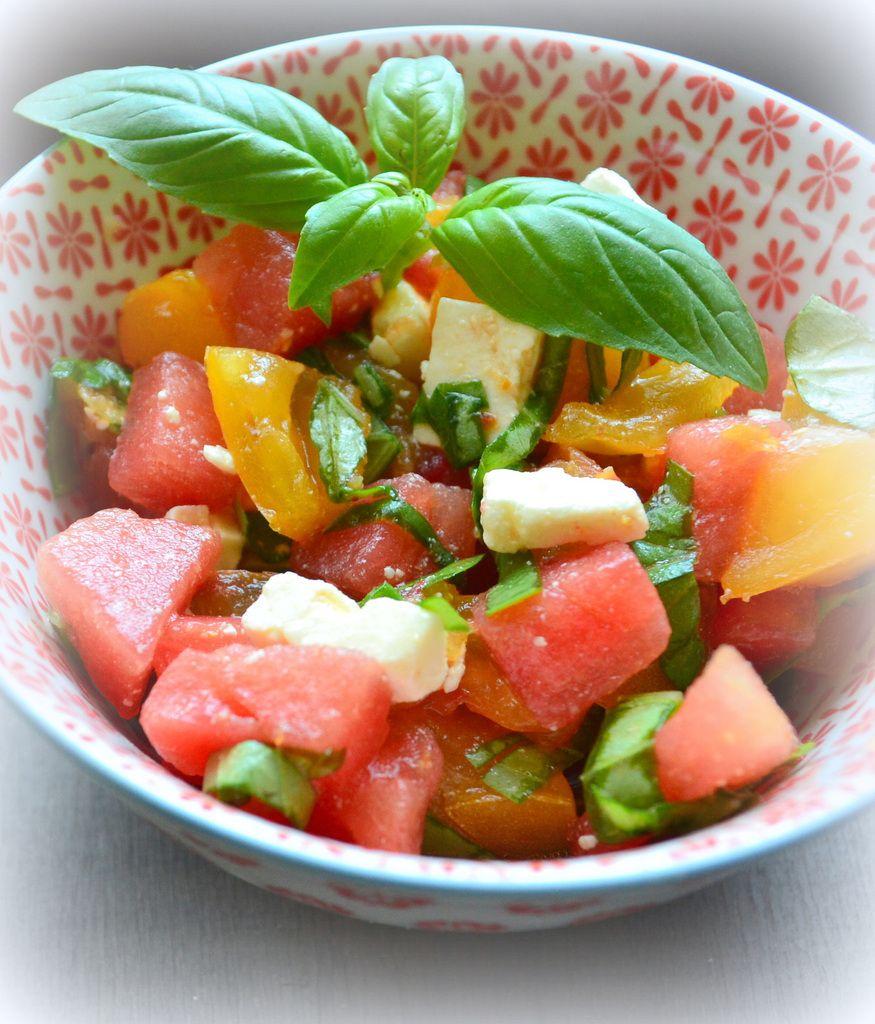 Salade toute fraîche