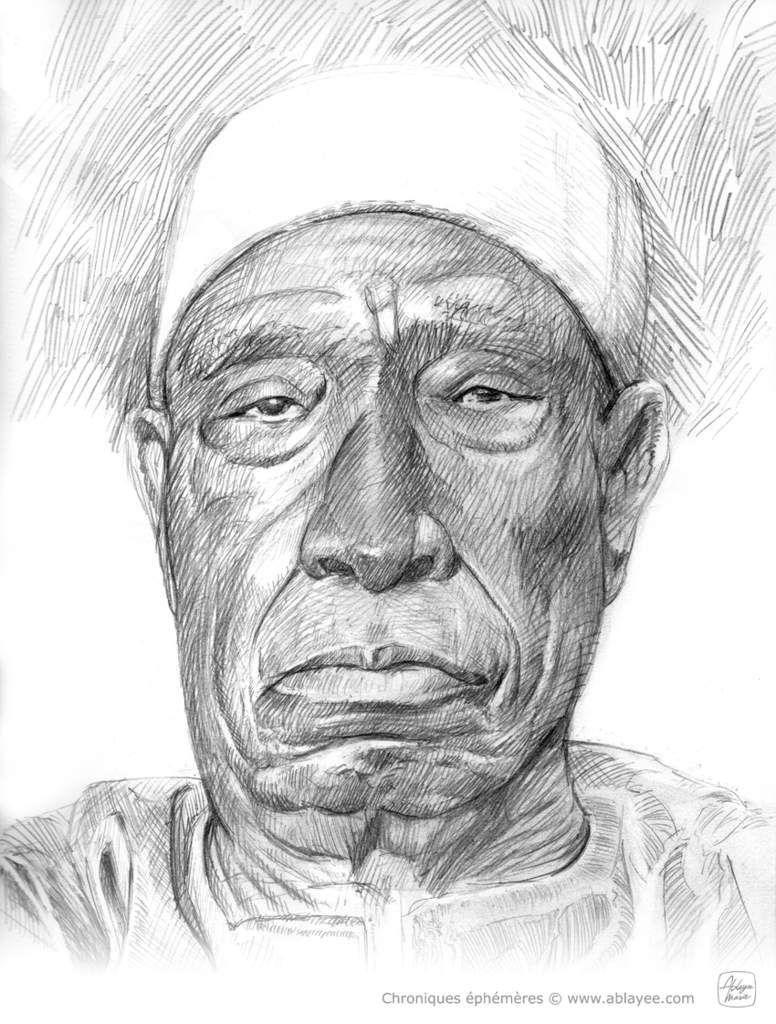 """""""En Afrique, quand un vieillard meurt, c'est une bibliothèque qui brûle."""" Amadou Hampâté Bâ"""
