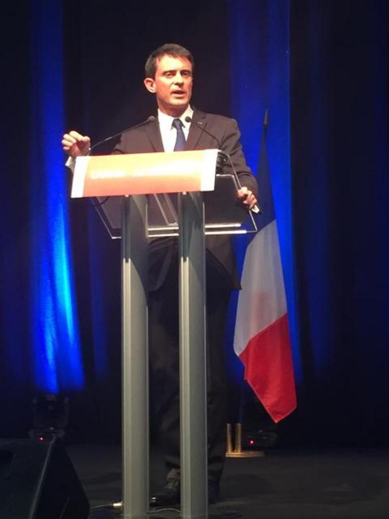 Comme Manuel Valls, non au FN, oui au sérieux !