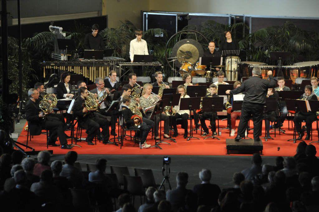 Sainte-Cécile 2015 : le langage du cor