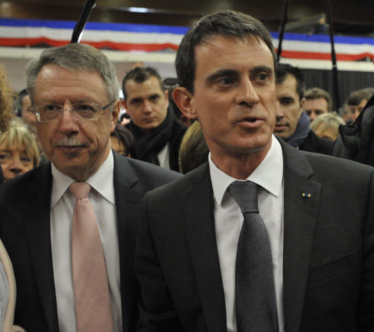 Fête de la Rose (1) : Manuel Valls, &quot&#x3B;un ami exemplaire&quot&#x3B; !