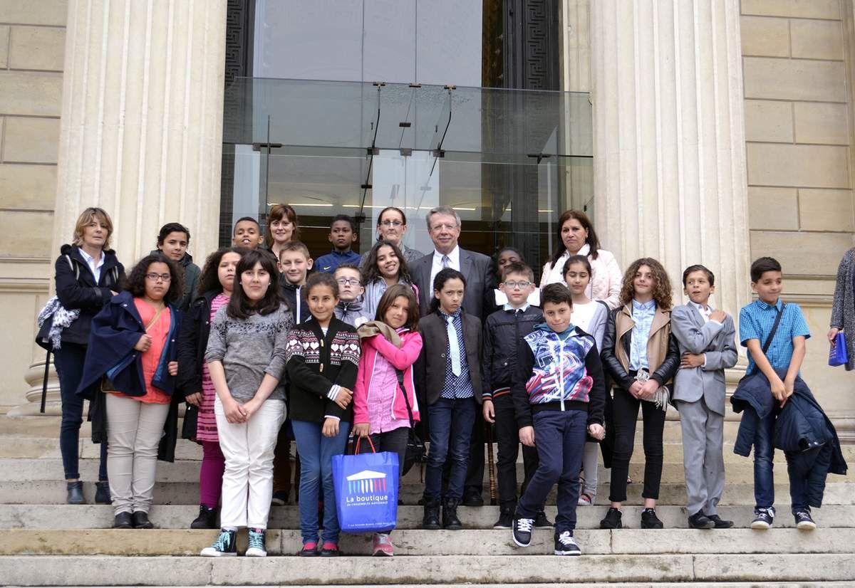 Lavoisier visite l'Assemblée (2) !