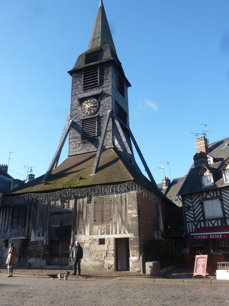 clocher de l'église Ste-Catherine