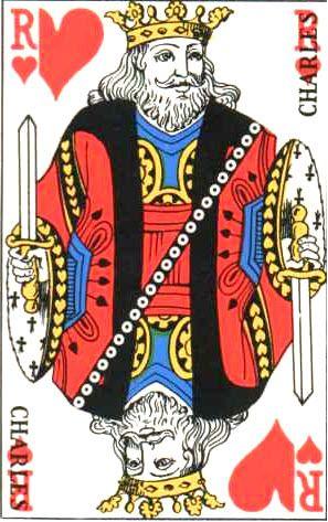 A la Cour du Roi de Cœur