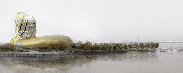 « Le nom &quot&#x3B;Cité des civilisations du vin&quot&#x3B; simplifié »