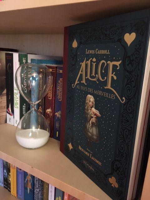 ♣ Alice au pays des Merveilles ♠, chef d'oeuvre de Lewis Caroll