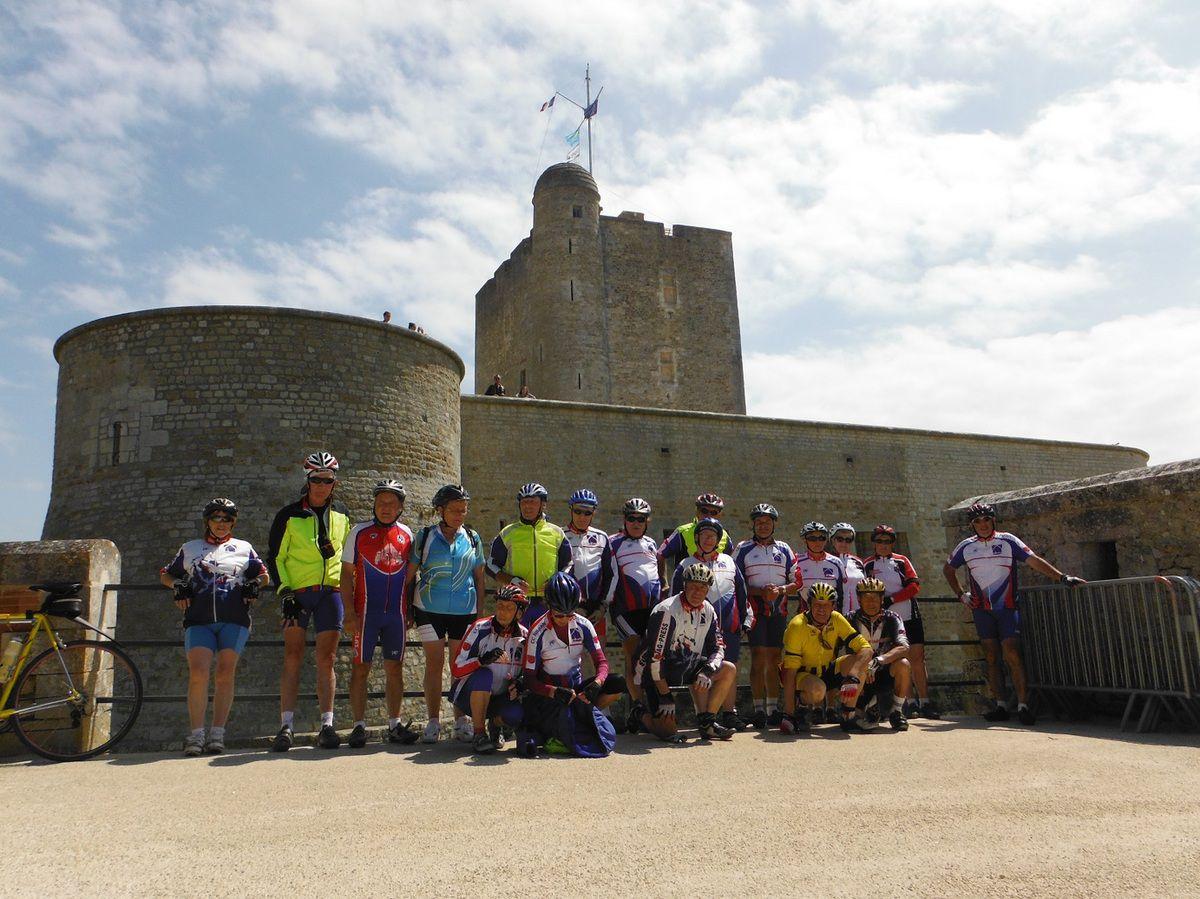 Le fort de Fouras ou sémaphore ou encore château fort médiéval.