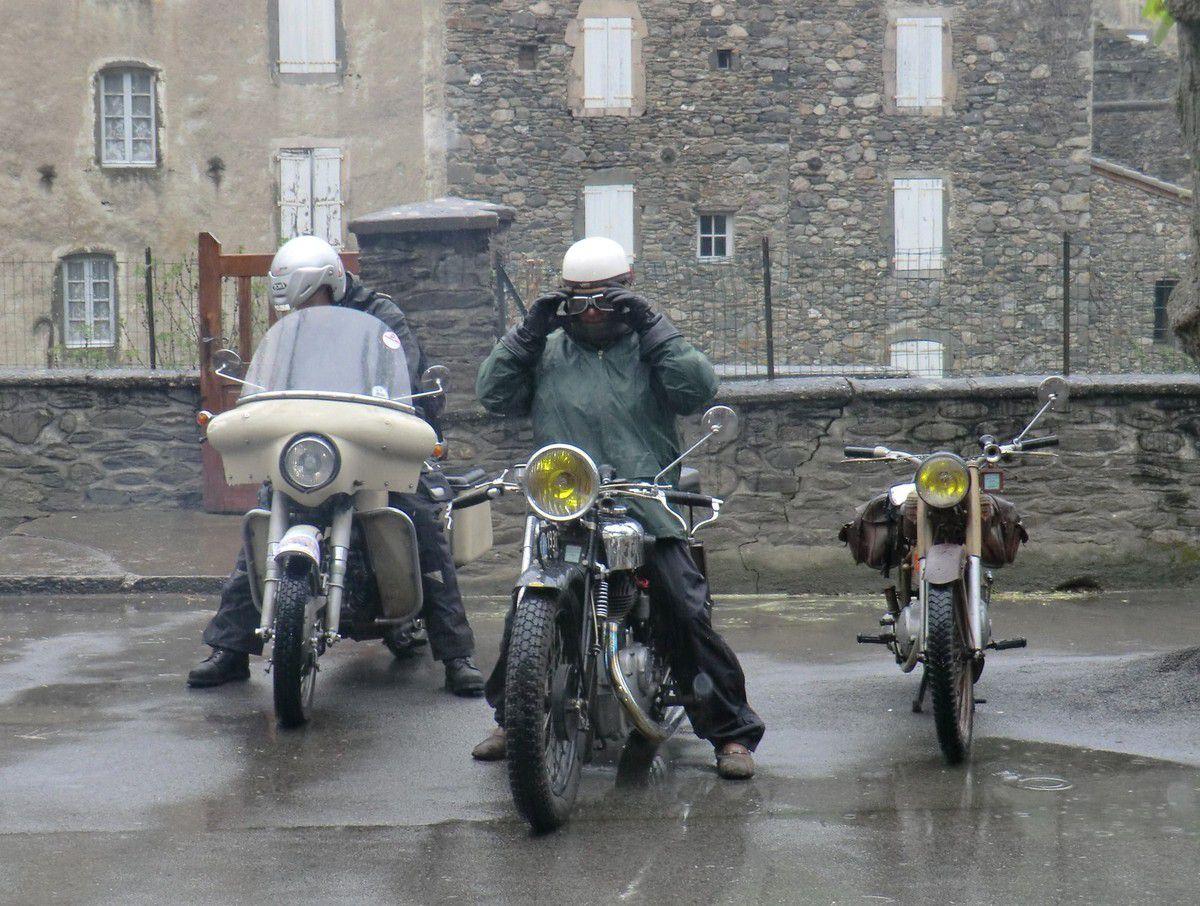 Barunlons sous la pluie: avril 2015