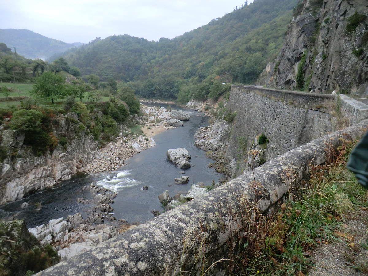 Rétro-tour de l'Ardèche 2015