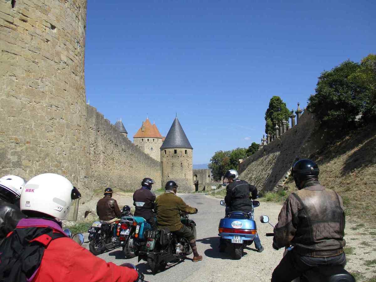 Le rallye de la Cité de Carcassonne 2017