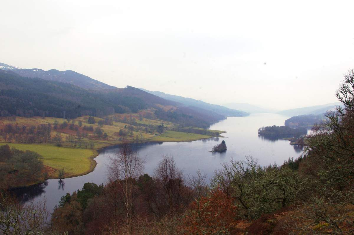 Queens View bei Pitlochry