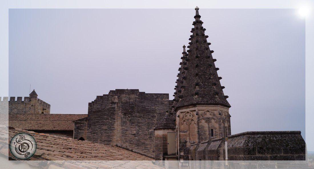 Avignon #1 - Le palais des papes