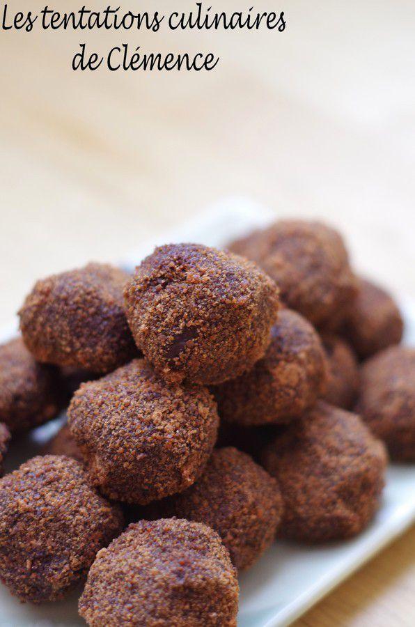 Truffes chocolat, Carambar