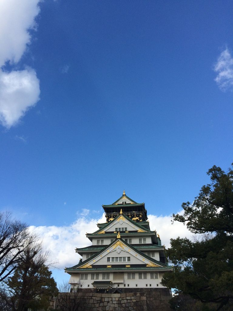 Pictures from Osaka Castle Park and Dotonburi :D
