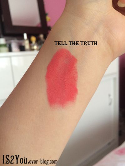 Stylenanda 3CE Matte Lip Products Review and Swatch