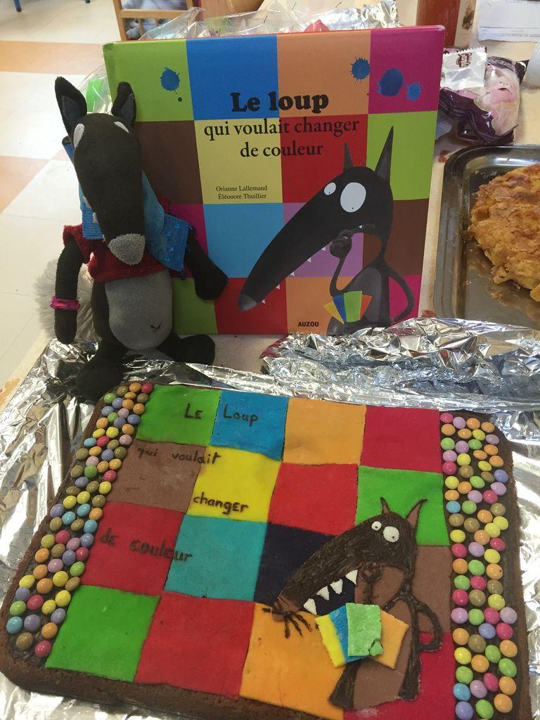 Et, ce qui ne gâte rien, ce gâteau au chocolat était absolument divin &#x3B;-) Délicieux souvenir.