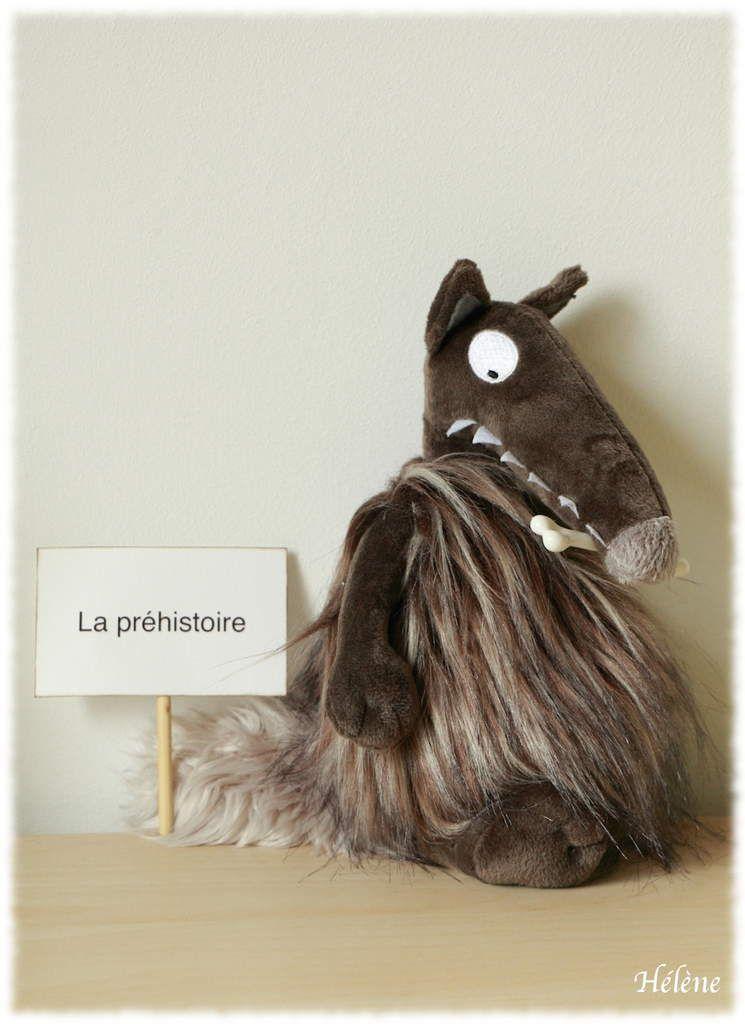 Des costumes pour Loup!