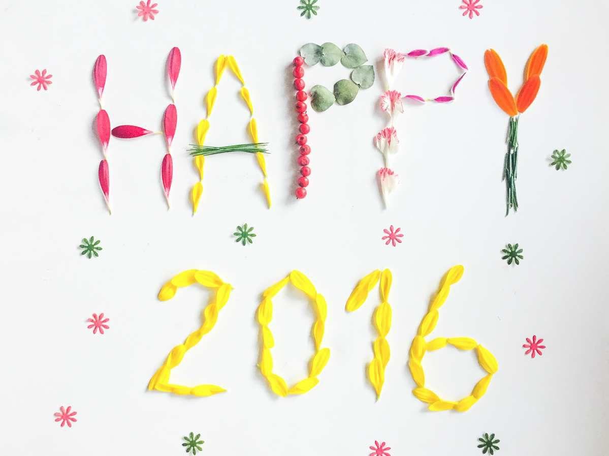 Cette année sera HAPPY, c'est dit !