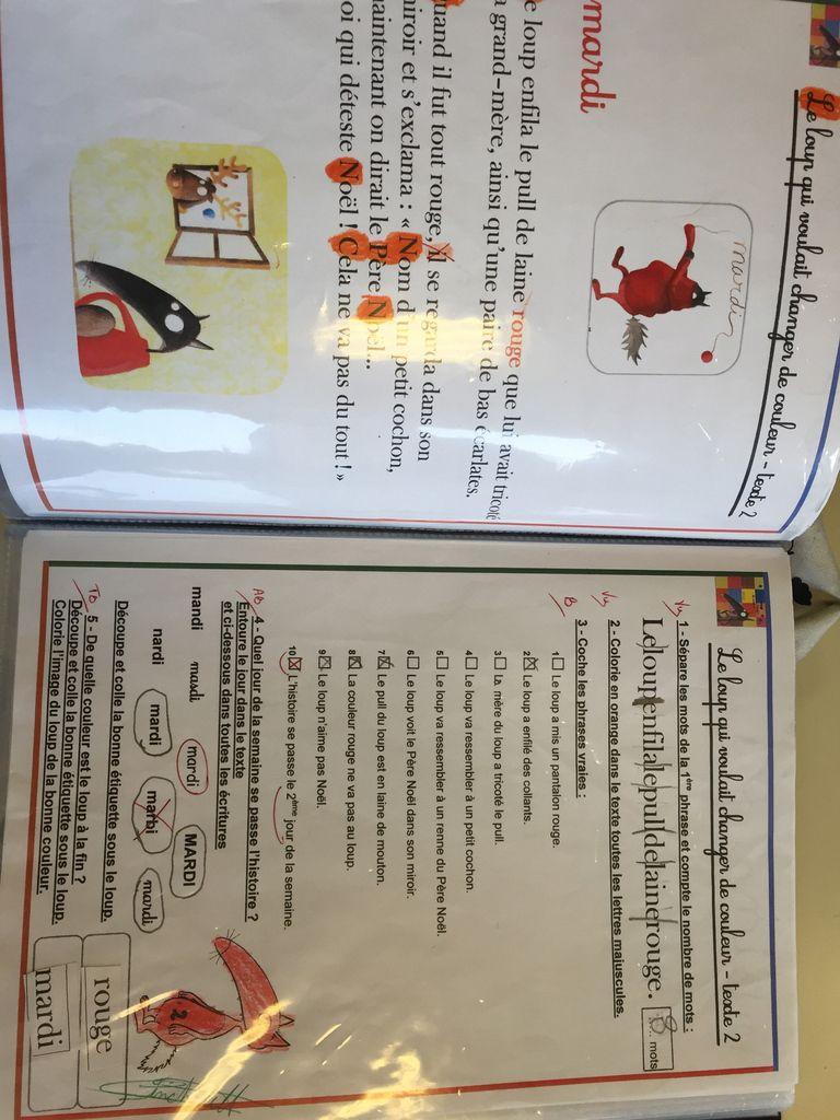 Et une méthode de lecture entièrement conçue par cette super-maîtresse !