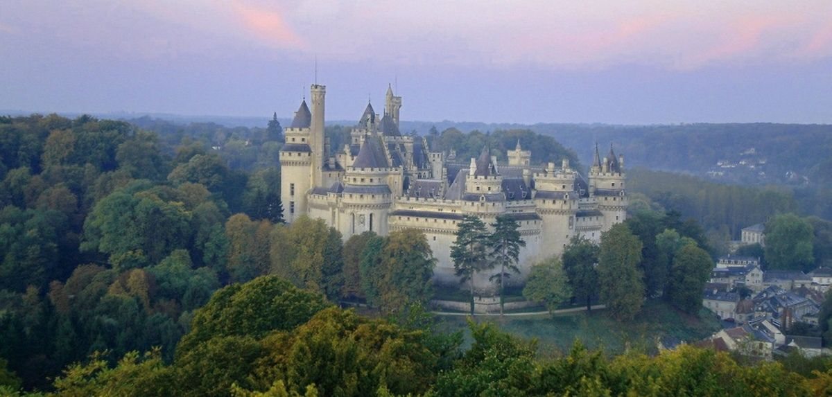 LE CHATEAU DE PIERREFONDS