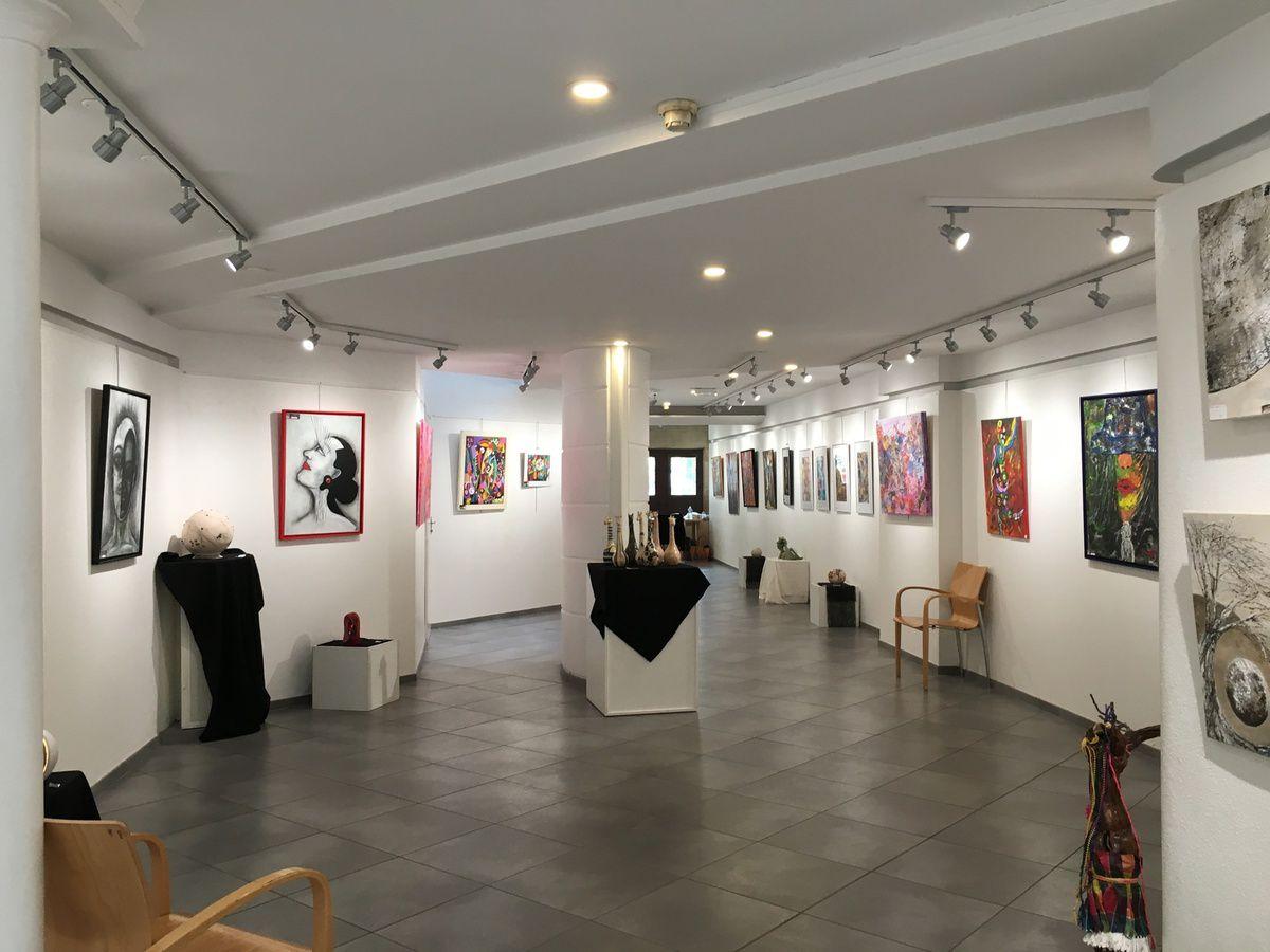 L'expo au Bailly à Epinal : la suite