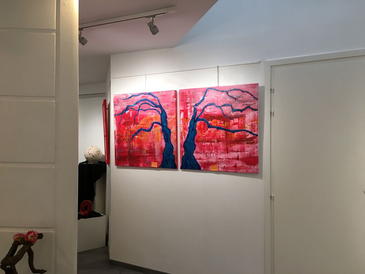 L'expo au Bailly à Epinal : la suite