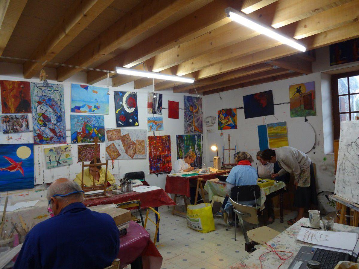 atelier du samedi
