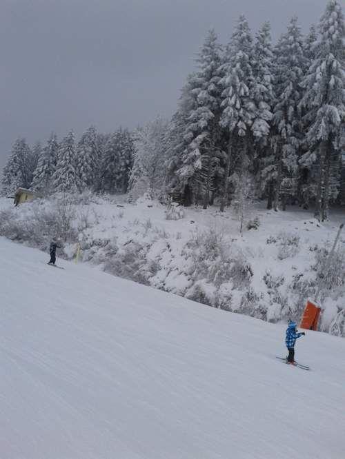 Dimanche 25 janvier 2015 - Les SEPT LAUX (Isère)