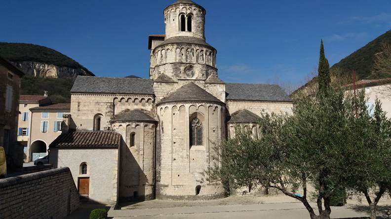 DIMANCHE 2 AVRIL 2017 - CRUAS (Ardèche)