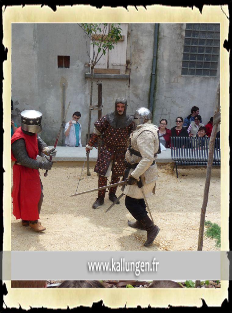 Médiévales de Crest 2015