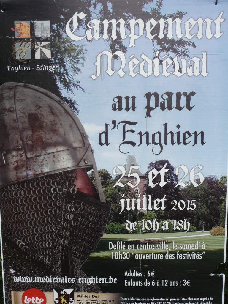 Médiévales de Edingen