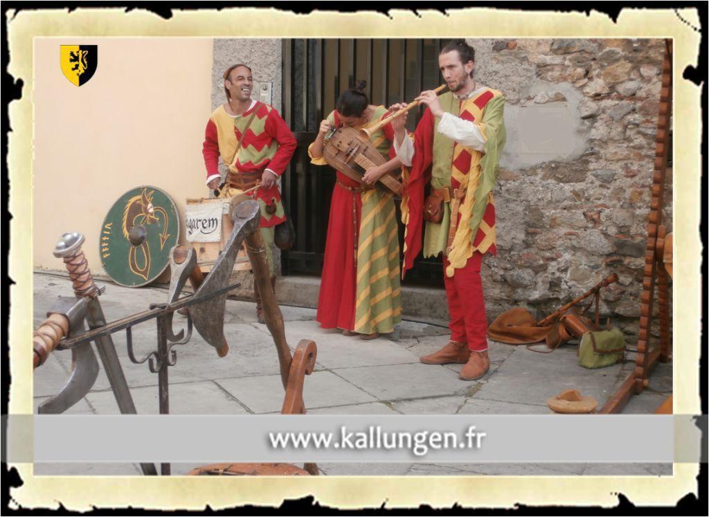 Les Médiévales de Vienne  les 3 et 4 Septembre 2016